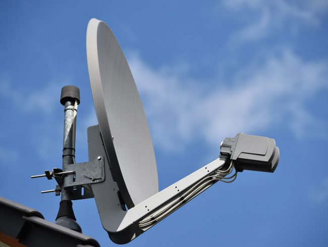 Antenas TDT-SAT