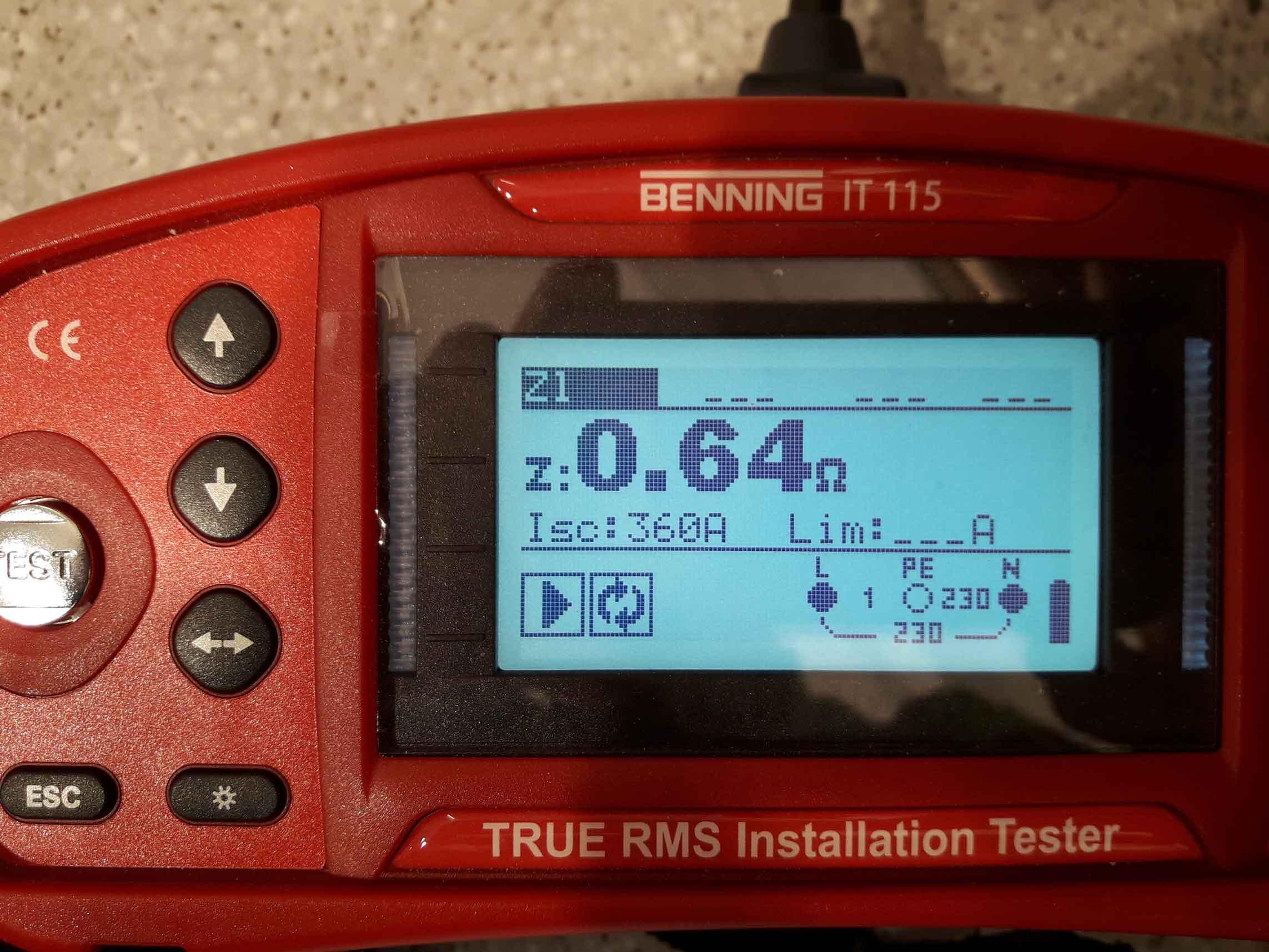 Boletines eléctricos medición