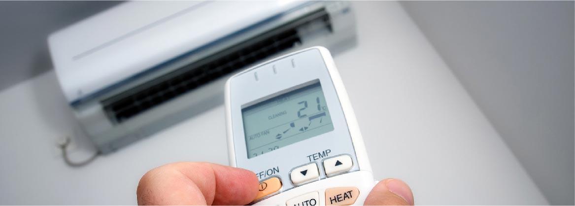 servicio climatización