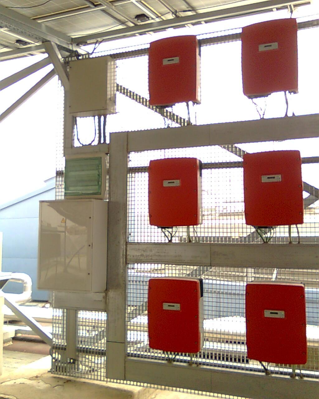 solar fotovoltaica contadores
